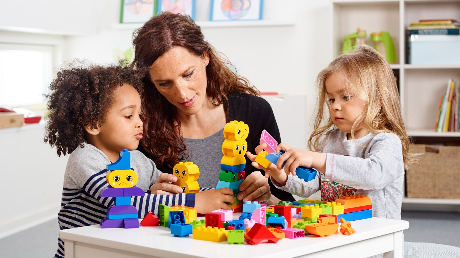LEGO Education early learning